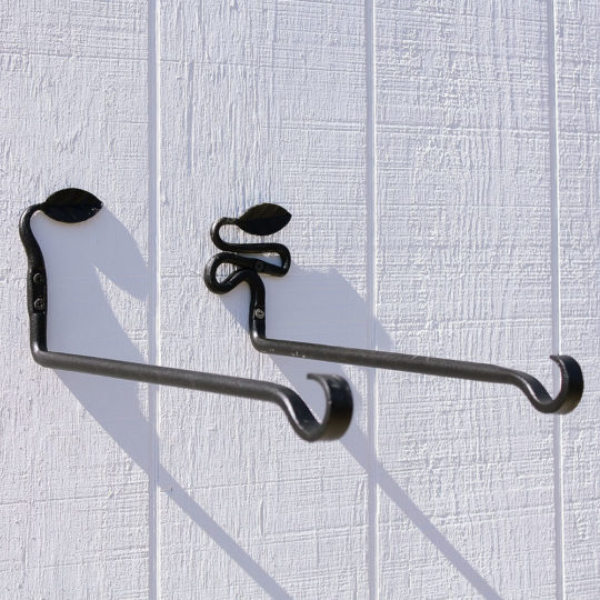 Hooks and Brackets