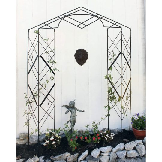 Trellises and Plant Supports