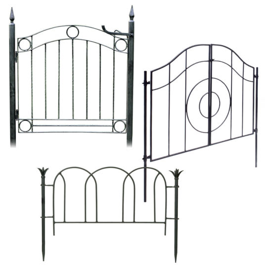 Gates and Fences